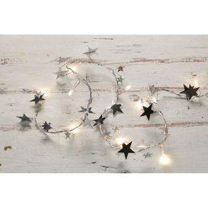 LED Star Fairy Lights